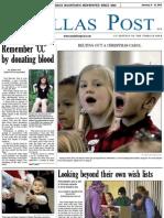 The Dallas Post 01-06-2013