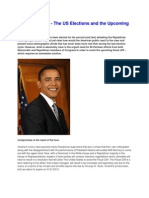 Barry Ben Zeev - The US Elections and the Upcoming Fiscal Cliff