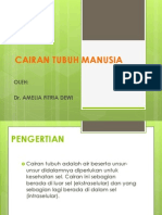 2. CAIRAN TUBUH MANUSIA