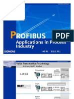 Profibus PA Siemens