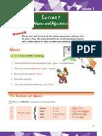 Macro English