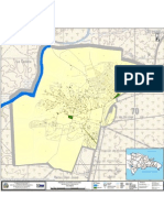 Mapa del Municipio de Consuelo, SPM, RD.
