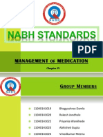 nabh standards