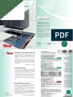 Catálogo - Pisos Elevados Giroflex - LEED