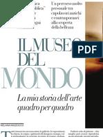 1.Un'Opera d'Arte Alla Settimana - La Repubblica 04-01-13