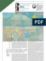 IL MUSEO DEL MONDO 2 - Ad Parnassum Di Paul Klee (1932) - La Repubblica 06.01.2013