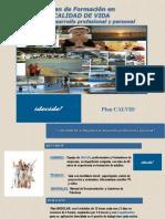 CALVID - Planes y Cursos de Formación a Profesionales idecide