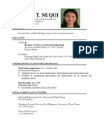 Sample Resume For Ojt Student Information Technology