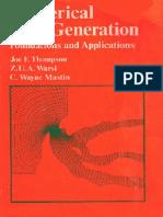 Numerical Grid Generation