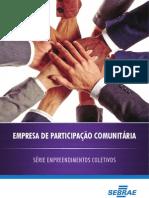 EPC - Empresa de Participação Comunitária