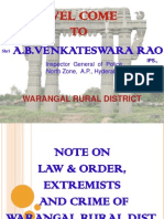 Ig Notes on Warangal Rural Dist-05!12!12-Final
