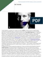 Assange e il futuro del mondo