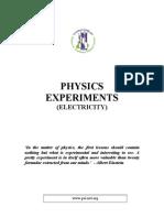 physics A-level Experiments