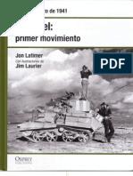 [Osprey] Rommel, Primer Movimiento. Tobruk, Marzo de 1941