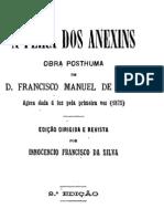 A Feira dos Anexins, de D. Francisco Manuel de Melo