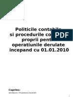 Manual Politici Contabile - Var 2