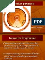 incentive scheame