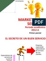 Marketing de Servicios-2012a Primera Parte
