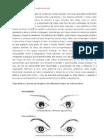 42556864 Perfil Psicologico Das Sobrancelhas