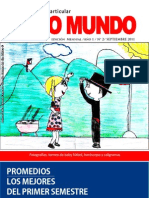 Revista Colegio Novo Mundo