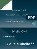Direito Civil 1