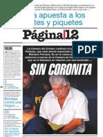 Diario Página 12 (20-11-2012)