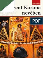 51151145 a Szent Korona Neveben Pap Gabor