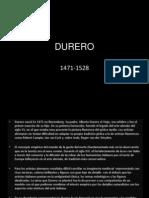 Durero, revisado