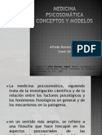 Medicina Psicosomatica conceptos