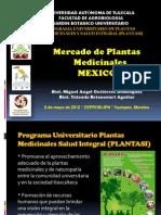 Mercado Plantas Medicinales Mexico Ipn Mayo 2012