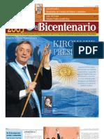 Diario del Bicentenario 2003