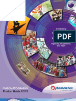 Catalog Phenomenex 2012