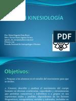 PIF en Kinesiología ENAH 2011