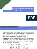Tema1 Modelo de Diseño de experimentos (1 factor)