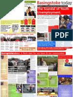 Basingstoke Labour Newsletter.