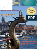 Parrot Time - Issue 1 - January / February 2013