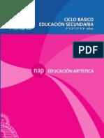 NAP educacion artistica