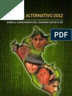 Informe Alternativo 2012