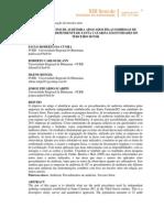 Procedimentos de Auditoria Aplicados pelas Empresas de Auditoria Independente de Santa Catarina em Entidades do Terceiro Setor