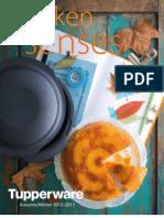 Tupperware catalogue
