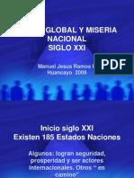 Poder Global Miseria