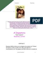 Julia - 028 - A Impostora - Rosemary Carter