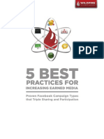 5 Best Practices for Increasing Earned Media