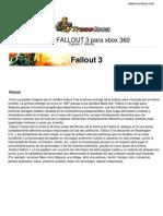 Guia del Fallout 3 (Español)