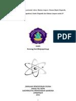 Momen Dipole Magnetik, Magnetisasi, Kutub Magnetik Dan Hukum Ampere Untuk H