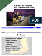 Entrenamiento Del Operador de Cargadoras Volvo
