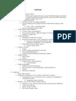 Some Pathology Notes