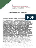 Sant'Agostino - Ai Donatisti Dopo La Conferenza (ITA)