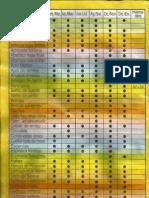 Calendario de siembra