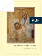 St. Anthony M. Zaccaria